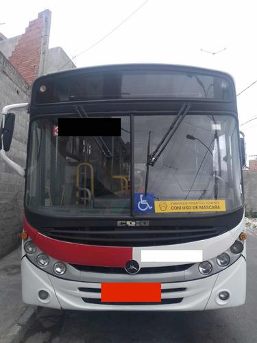 Imagem 1 de 9 de Mercedes Bens Micro Ônibus-mídi
