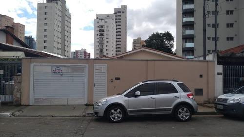 Locação Casa Térrea Comercial - Rr4707