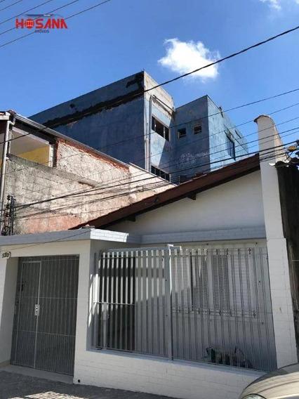 Casa Com 2 Dormitórios À Venda, 140 M² Por R$ 420.000,00 - Região Central - Caieiras/sp - Ca0720