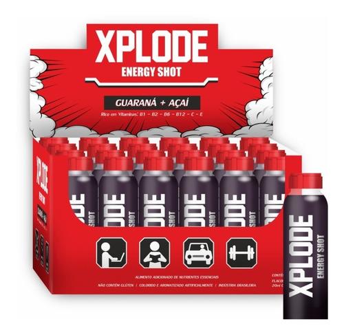Energético Xplode Shot 24x20ml