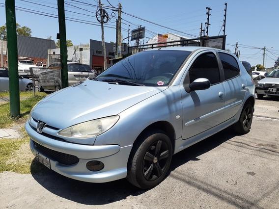 Peugeot 206 1.9 Xrd Premium 5 P 2006