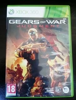 Gears Of War 4: Judgement Jyego Xbox 360 Original Físico