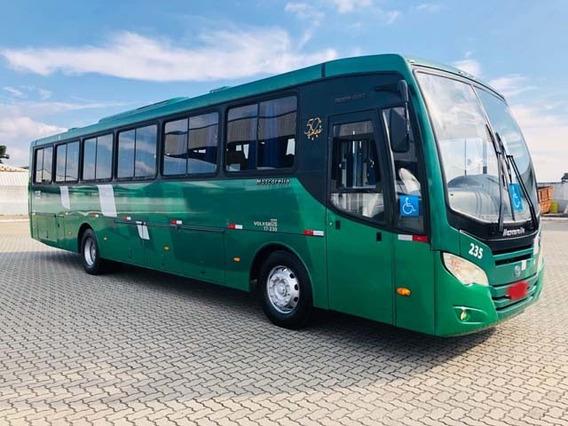 Ônibus Rodov. Vw17230 Marcarelo Roma 2013 48l Ac R$ 220 Mil