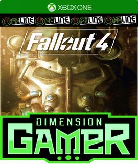 Fallout 4 - Xbox One - No Codigo - Off-line