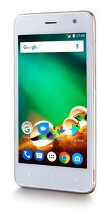 Celular Barato Whatsapp Multilaser Ms45 4g Bco 8gb Tela 4,5