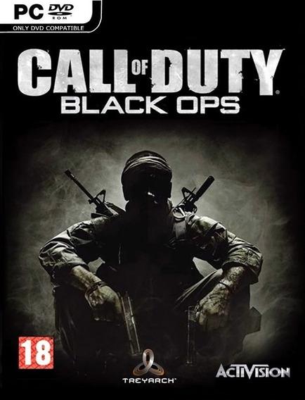 Call Of Duty Black Ops Pc - Steam Key (envio Flash)