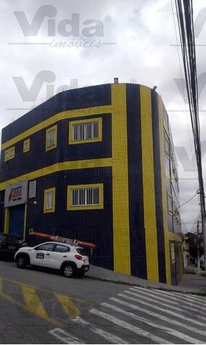 Salão Comercial Para Locação Em Cipava  -  Osasco - 37089
