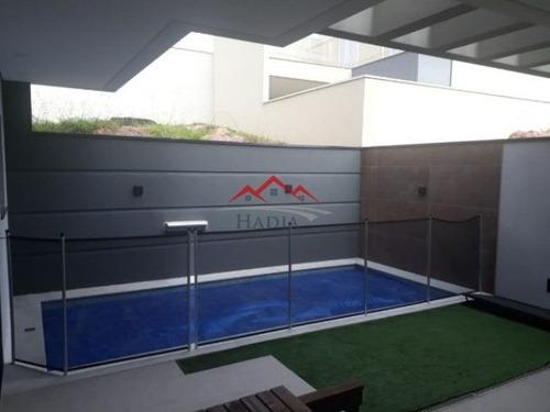 Imagem 1 de 14 de Casa A Venda Em Condomínio Reserva Da Mata Em Jundiaí Sp - Ca00525 - 69732188