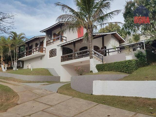 Chácara Com 4 Dormitórios À Venda, 400 M² Por R$ 850.000,00 - Mato Dentro - Mairiporã/sp - Ch0311