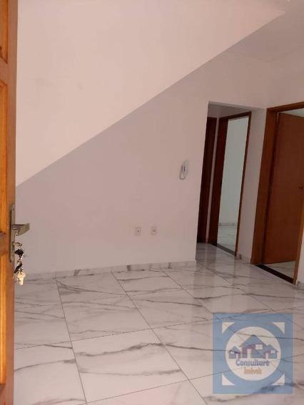 Casa Com 2 Dormitórios À Venda, 67 M² Por R$ 244.000 - Catiapoa - São Vicente/sp - Ca0991