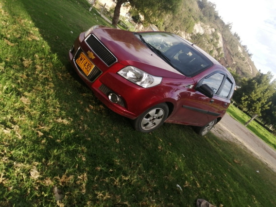 Chevrolet Aveo Emotion Gt 5p Aa