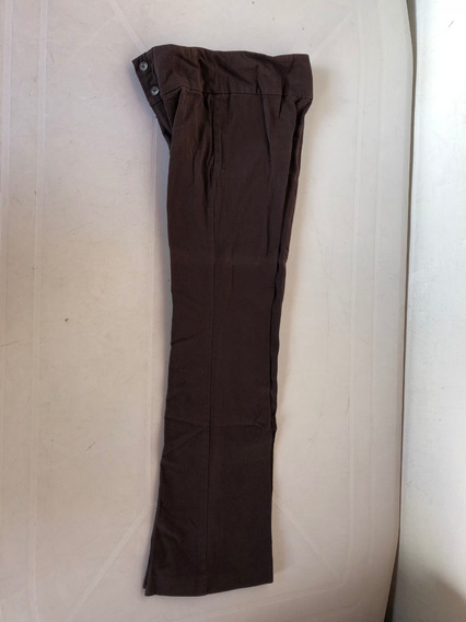 Pantalon Normandie Talle 40 Marron