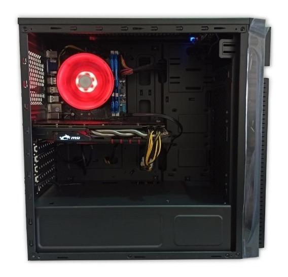 Cpu Para Jogos Intel Core I5-7400 16gb Ram Pronta Entrega