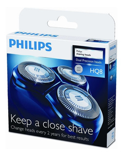 Cuchillas Afeitadoras Philips Hq8/50
