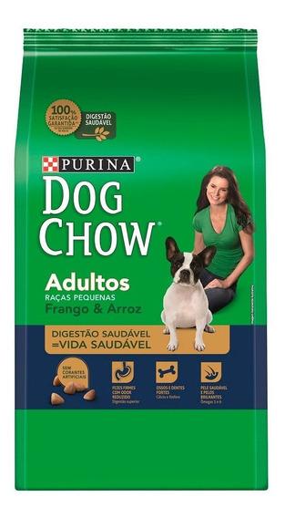 Ração Dog Chow Adulto Frango Raças Pequenas 15kg