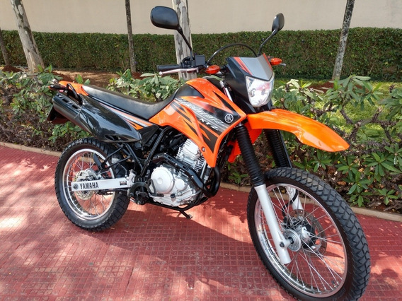 Lander 250 Troco Por Moto Finan