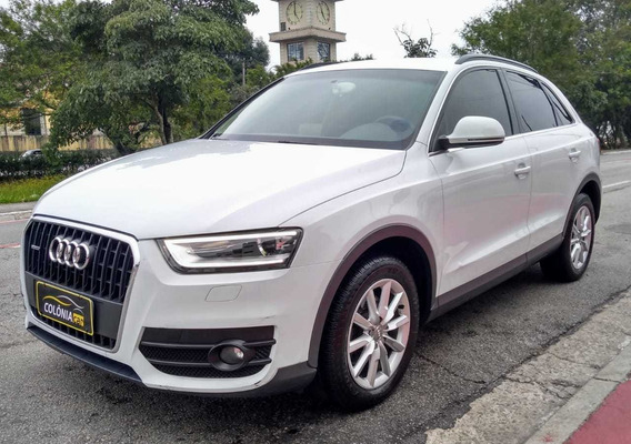 Audi Q3 Quattro 2.0 Attraction 170 Cv *top De Linha*