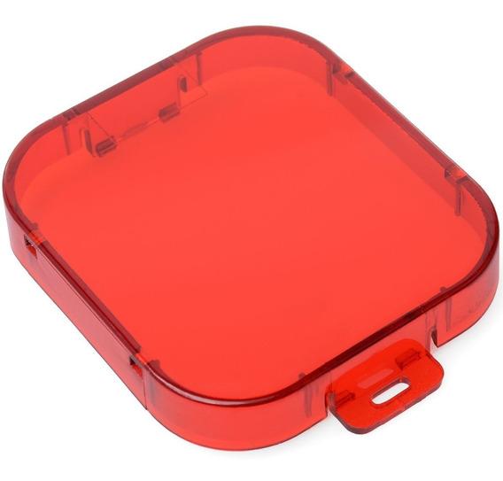 Filtro Subaquático Red Filter (vermelho) Para Gopro Hero 3