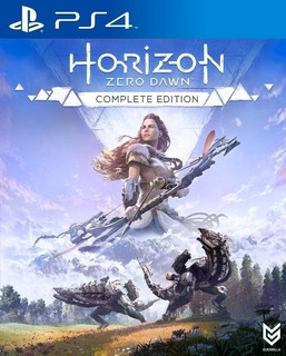 Horizon Zero Dawn Complete Edition ~ Ps4 Digital Español