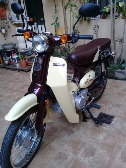 Motomel Go 125 Vintage - 2020