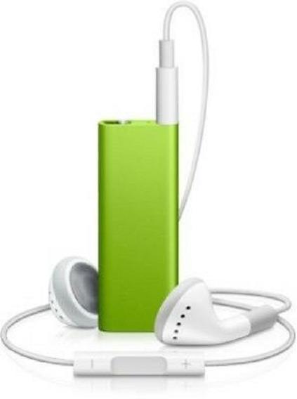 Apple iPod Shuffle (a1271) - 4gb - Verde