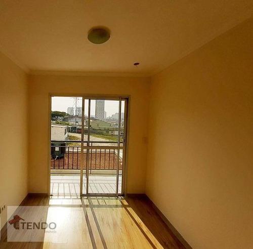 Apartamento 63 M² - Venda - 2 Dormitórios - 1 Suíte - Jardim Nova Petrópolis - São Bernardo Do Campo/sp - Ap2270
