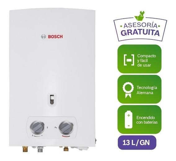 Terma A Gas Bosch Comfort 13 Litros Gn