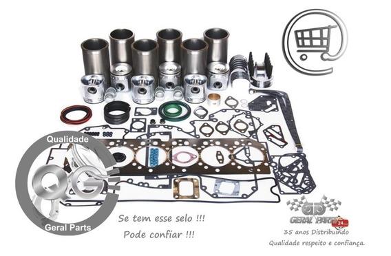 Jogo De Aneis Do Motor - Std - Kia Sportage 2.0 16v. 2003/20