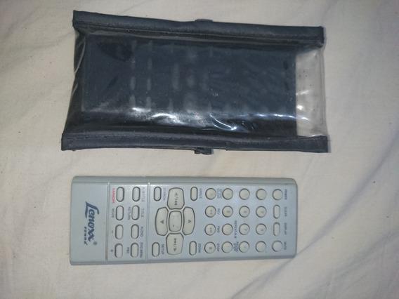 Controle Original Do Dvd Player Lenox Cr2025