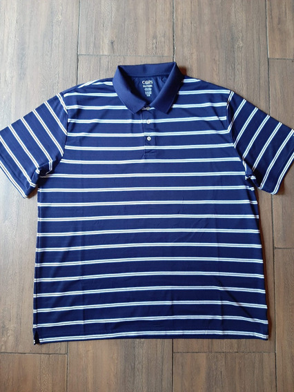 Playera Polo Ralph Laurent Golf Azul Xxl
