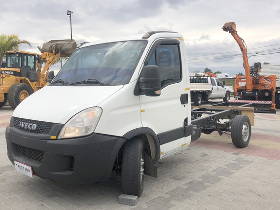 Iveco Daily Chassi 35s14 2p 4x2 - 2013=vw 8160,mb 915c