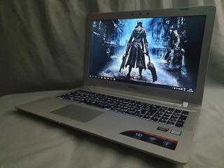 Notebook Lenovo Gamer, I7 6°ta Grción 3.1ghz / Video R7 2gb