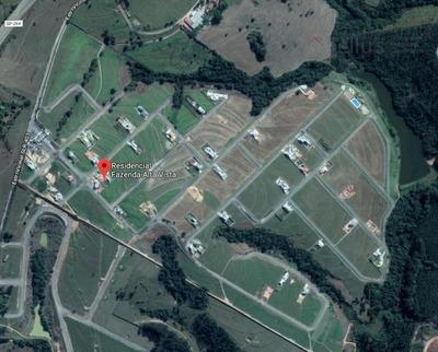 Excelente Terreno Quadra H Condomínio Residencial Fazenda Alta Vista, Sorocaba. - Te0169