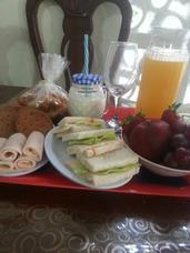 Oferta Por El Mes Del Amor Bandejas De Desayunos