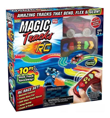 Pista Magic Tracks Rc 10ft Control Remoto Carro De Carreras