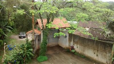Chácara Residencial Para Venda E Locação, Riacho Grande, São Bernardo Do Campo - Ch0085. - Ch0085