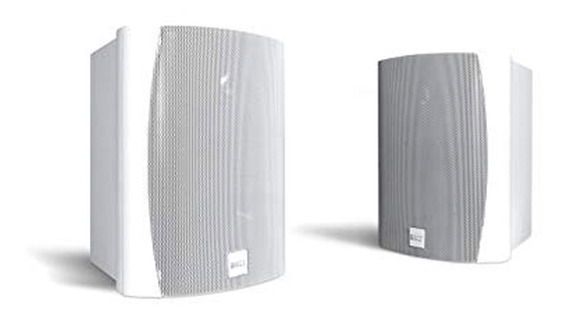 Kef Ventura 5, Altavoz All Weather, Blanco