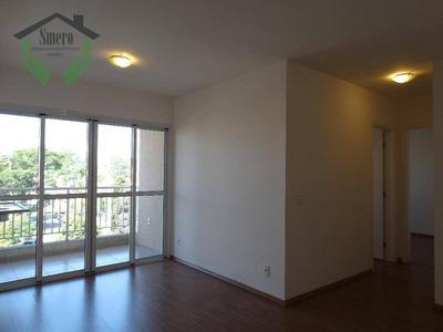 Apartamento Residencial Para Locação, Butantã, São Paulo - Ap1722. - Ap1722