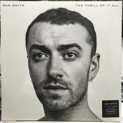 Sam Smith The Thrill Of It All Vinilo Nuevo Musicovinyl