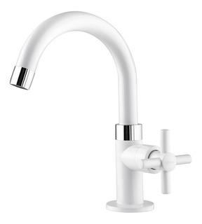 Canilla 1 Agua Plastica Baño Lavatorio Fienza Viqua 1170003