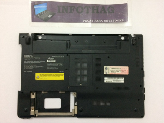 Chassi Base Inferior Sony Comportion Pcg-616 11x