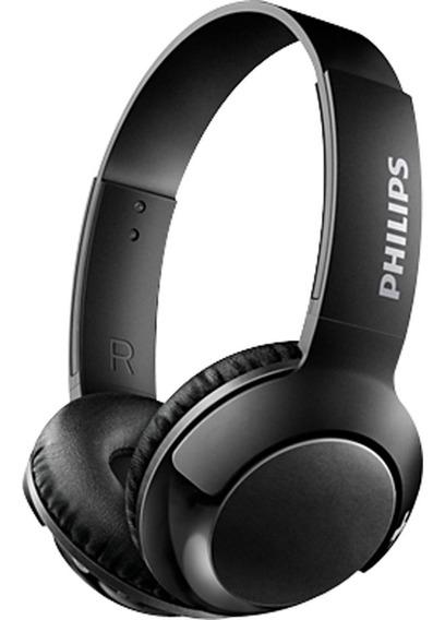 Fone Ouvido Wireless Supra Auricular Philips Shb3175 Preto