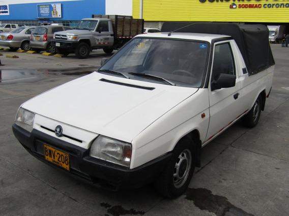Skoda Pick-up Sedan