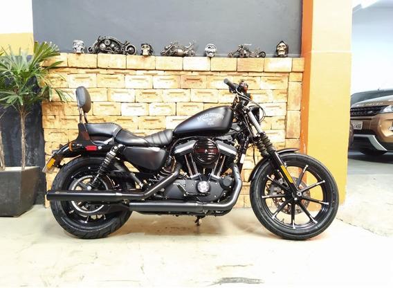 Harley Davidson 883 Iron 2018