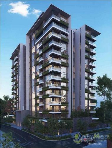 Se Vende Apartamento Para Estrenar En Zona 15 - Pva-013-06-17-15