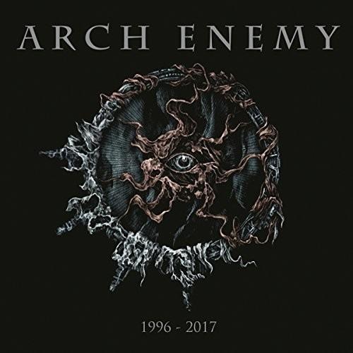 Arch Enemy 1996-2017 Vinilo Lp De Import