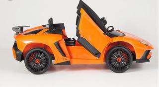 Autos Montable A Batería Niños