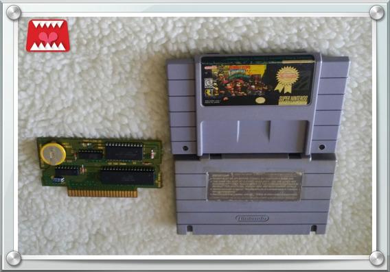 Donkey Kong Country 2 Million Seller Original Super Nintendo
