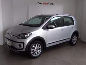 Volkswagen Cross Up! Std 2016 17132 Km Auto De Planta