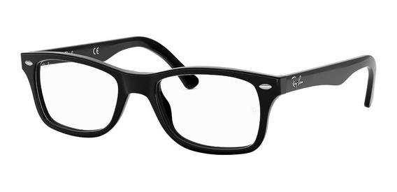 Ray Ban Oftalmico Rb5228 2000 The Timeless Negro Original